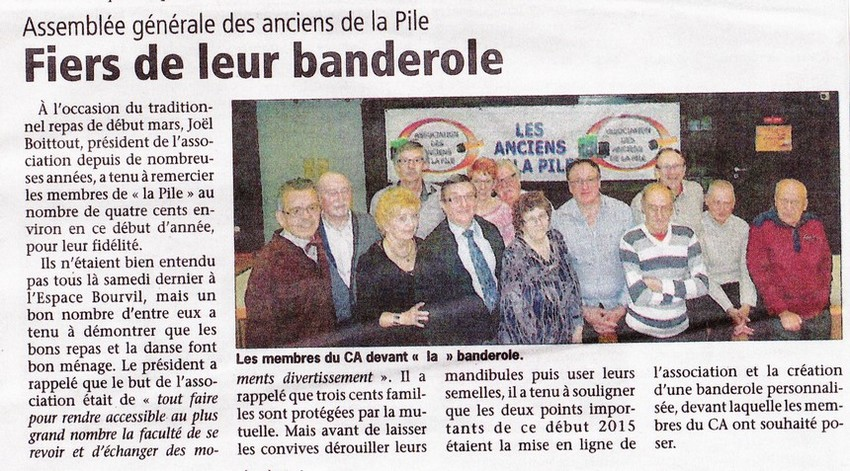 Article de journal